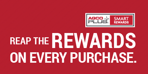 AGCO Plus Smart Rewards Program