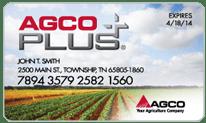 AGCO Plus