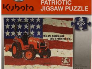 Kubota Puzzle