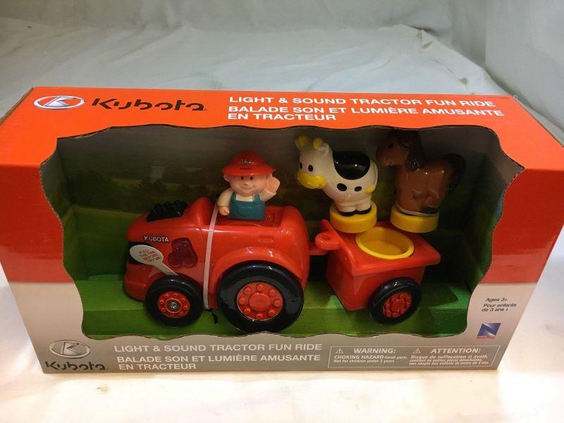 Kubota Fun Ride Tractor