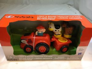 Kubota Fun Ride Tractor