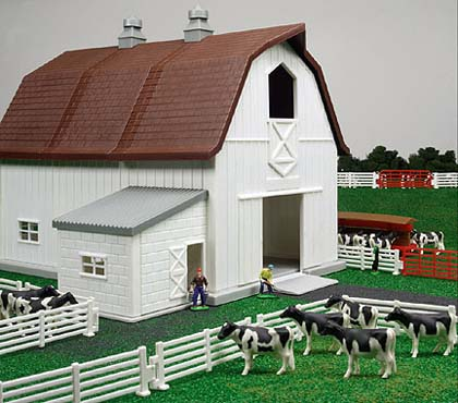 Dairy Barn Set
