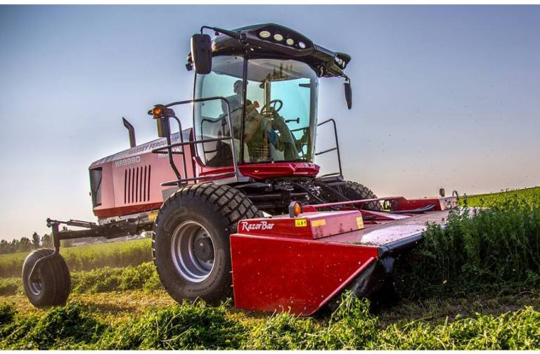 New Windrower