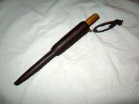hochmittelalterliches Messer mit -scheide