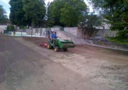 Photo micro-tracteur JOHN DEERE SCHMIT TP