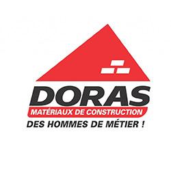 doras matériaux partenaire de schmit tp travaux publics à vanvey
