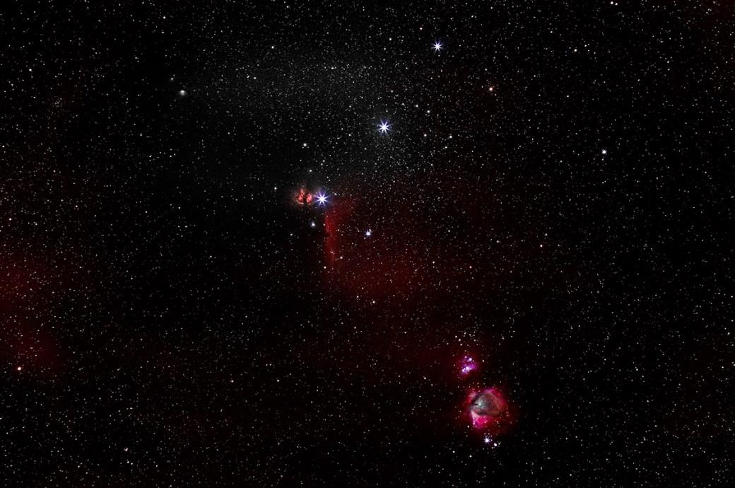Orion-Region
