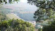 Krabi The Tiger Cave Temple - Viewpoint - Roads