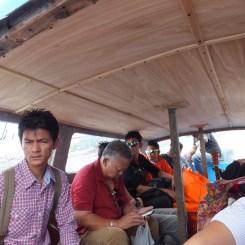 Menumbok Speedboat Passenger to Labuan