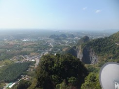 Krabi The Tiger Cave Temple - Viewpoint - Front Right