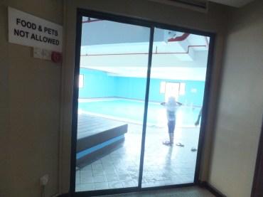 Copthorne Cameron Highlands Hotel Swimming Pool Entrance