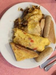 Copthorne Cameron Highlands Hotel Breakfast at Coffee Shop Restaurant