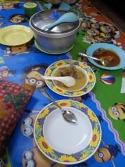 Labuan Bukit Kuda Homestay - Dinner with local