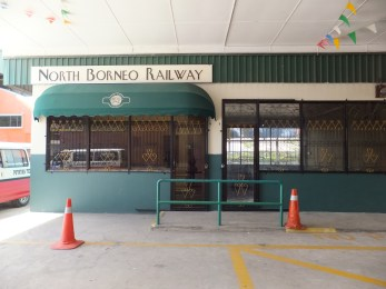Sabah Day 7 Visit to Tg. Aru Railway aka North Borneo Railway