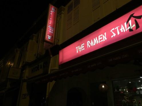 The Ramen Stall