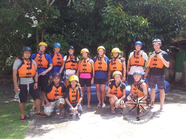 Sabah Padas White Water Rafting Centre Group Photo 4.11.2014