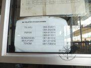 Sabah Train Station Contact Number