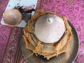 Coconut Puding at Lokan Bakar