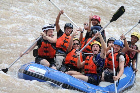 Sabah Padas Water Rafting with Borneo Wave Hunters 4.11.2014