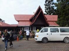 Mount Kinabalu Entrance