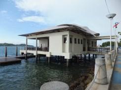 Sabah Park Jetty at Jalan Tun Fuad Stephen