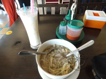 Coffee Shop at Parkson Wawasan Plaza Kota Kinabalu Chicken Bee Hoon Noodle