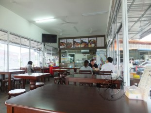 Lydia's Cafe in Kinarut Indoor