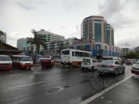 Day 15, 11.11.2014 Sabah Minibus Terminal Next to Parkson Mall