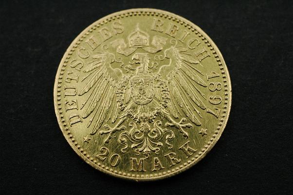 Gold und Silber Mnzen  Eheringe bei Schmuck Mann Hamburg