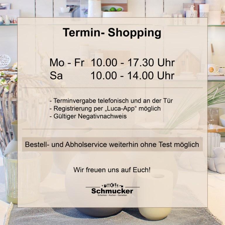Termin Shopping