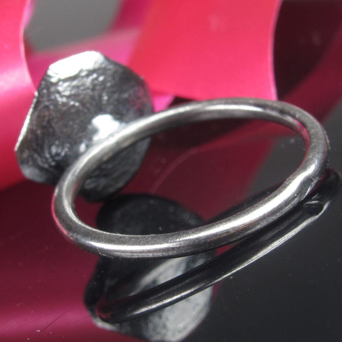 Sodalith Echt Silber Sterling 925 Ring Gr60 Silberring Damen Verlobung Unikat  eBay