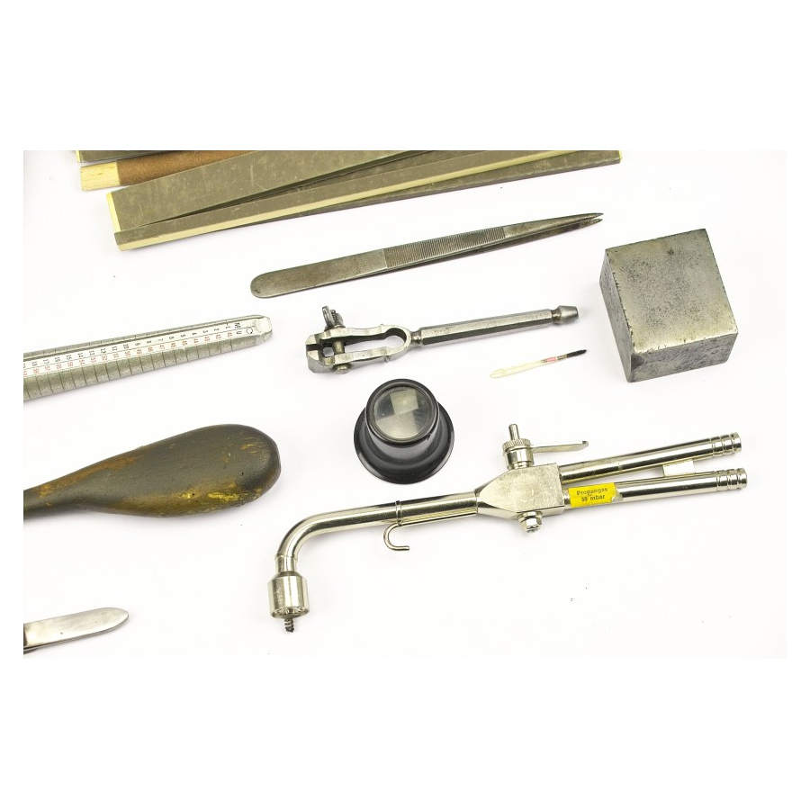 Ziselierhammer Ringstock Ltpistole usw 3695