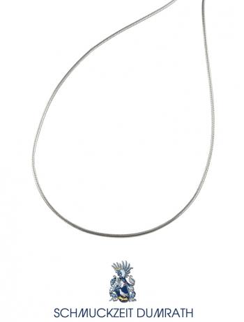 DUMRATH  UHREN  SCHMUCK  Schlangenkette 100823421 aus Silber von Nordform gnstig schnell