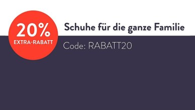 Mirapodo Gutschein 20% Rabatt