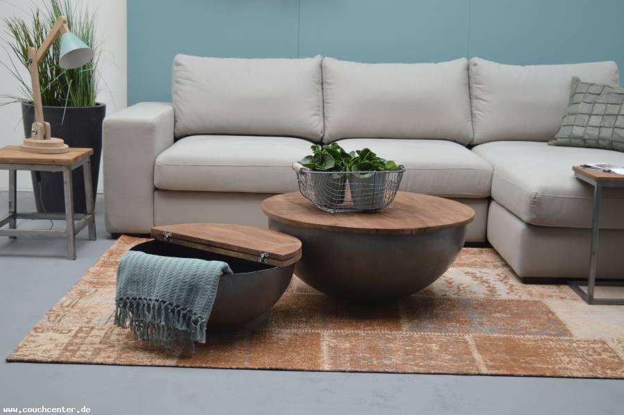 Couch Center  Online Versandhandel Mango Holz Couchtisch