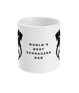 Mug best dad SB centre side mockup