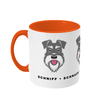 a-dogs-day-mug-orange-salt-pepper-schnauzer left view