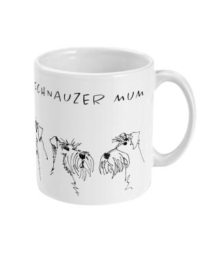 best mum mug white right view