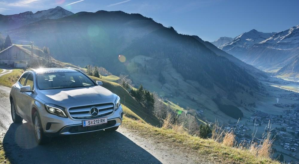Mercedes_GLA_200_Schriefling_Front_Tal_1000