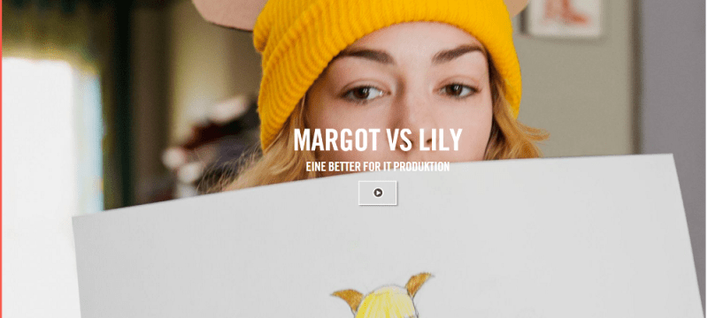 Screenshot Margot vs Lily