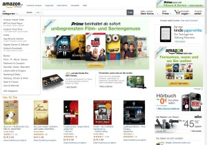 Screenshot amazon.at am 26.02.14