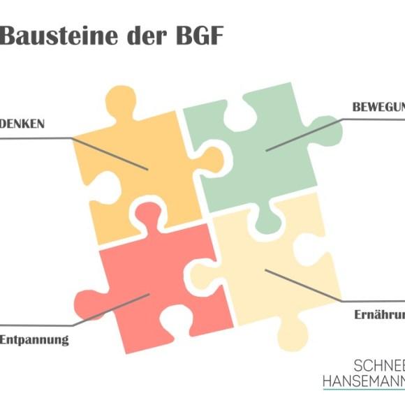 4 Bausteine BGF