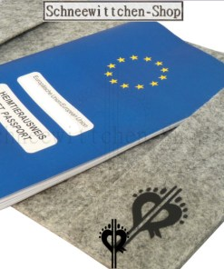 EU-Heimtierausweis Hundepass Hülle Gogo