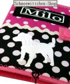 Hundepass Hülle Milo