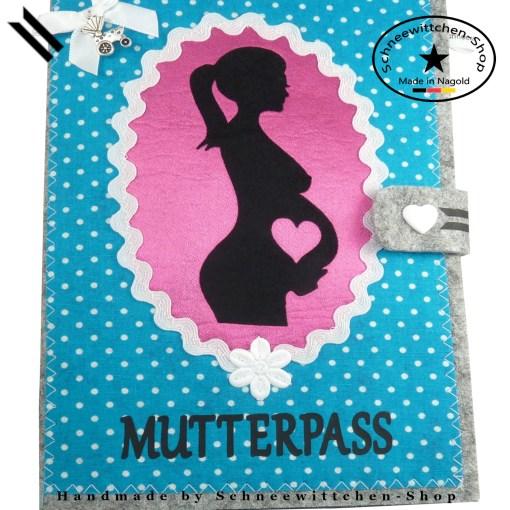 MutterpasshülleMutterpasshülle Mutter Kind Pass MUKI Hülle