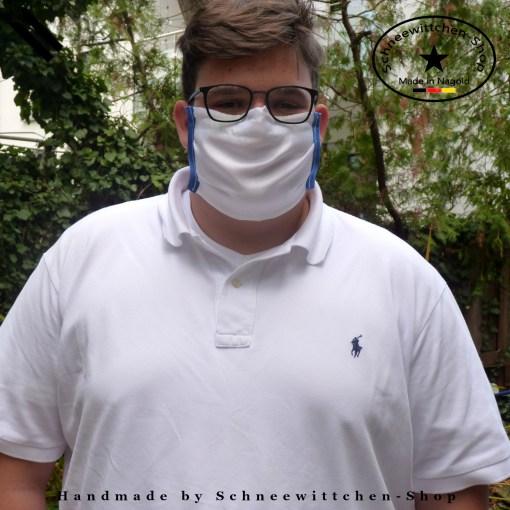 XXL Masken speziell für Brillenträger