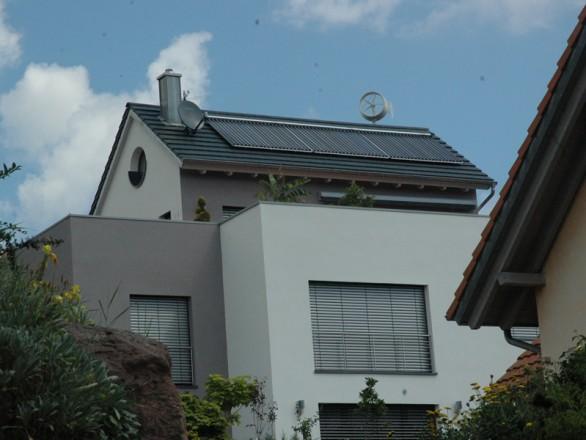 Gambach-Solaranlage