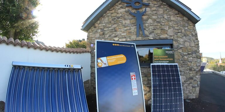 Solarthermie-Schneider-Solar