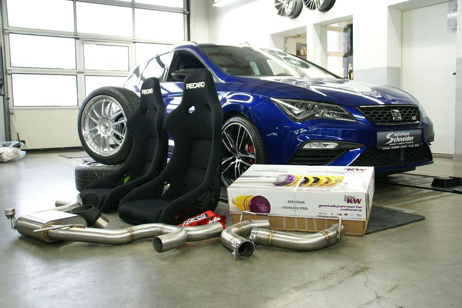 Seat Leon Cupra Allrad ST400 R Schneider Tuning