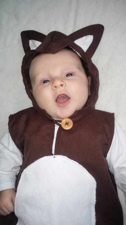 Kostüm für Kinder nähen Anleitung
